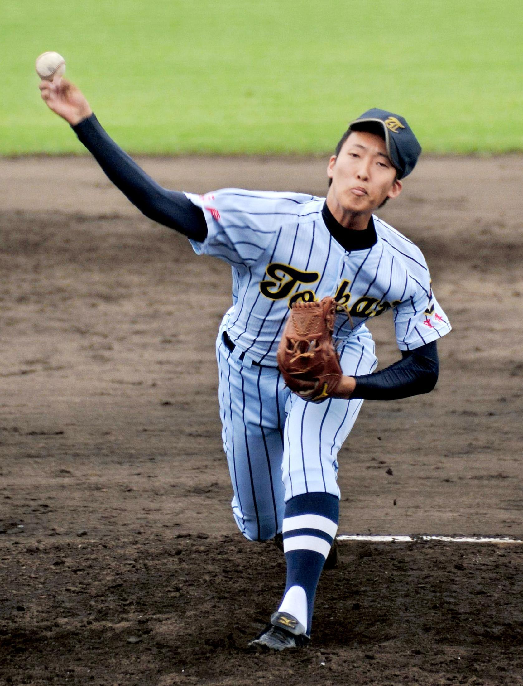 2016年ドラフト候補島孝明!阪神がひっそり指名との噂も!?U-18にも選ばれた島の魅力とは。