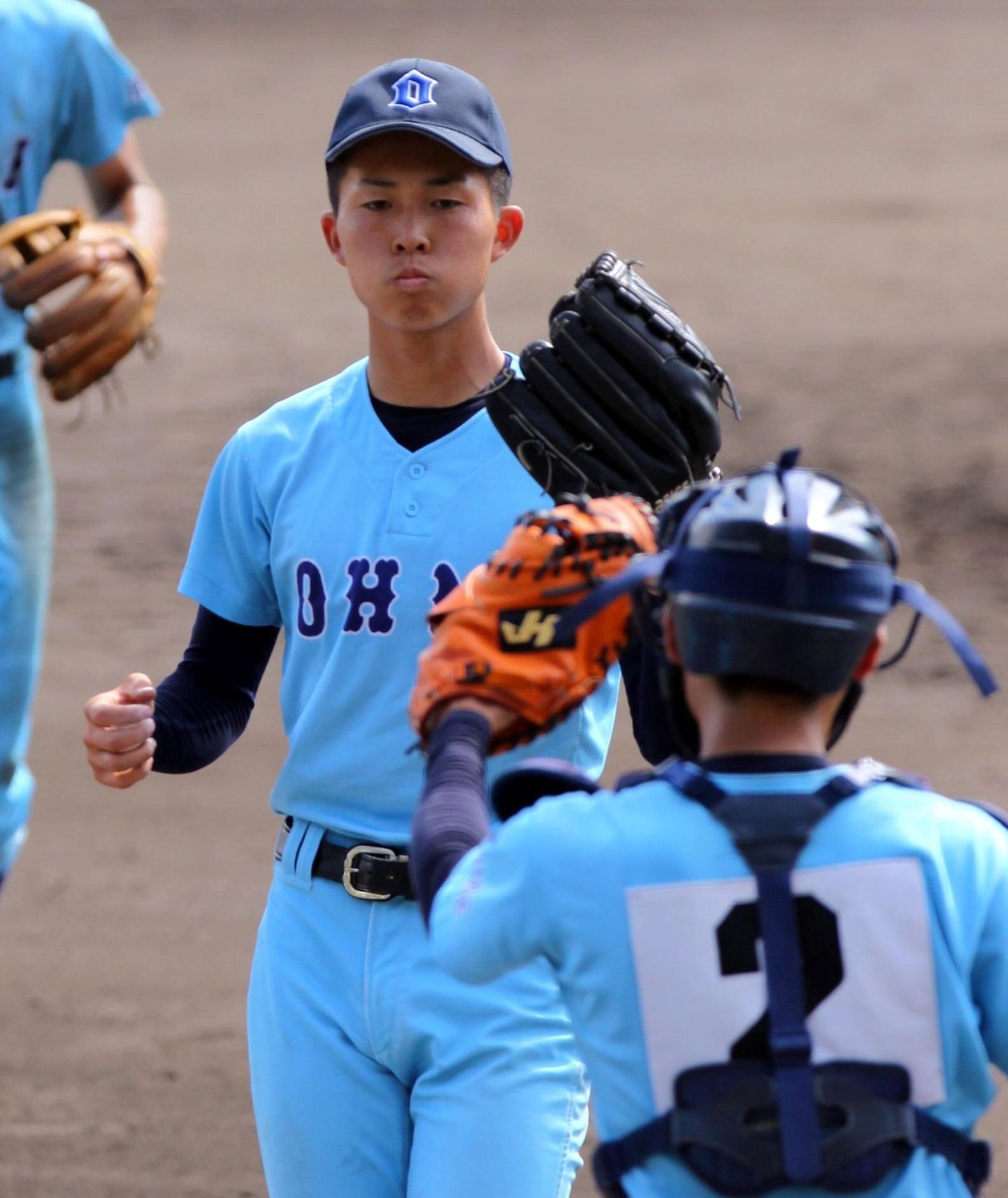 近江京山将弥がプロ志望届提出!滋賀県の最高傑作とまで言われる能力とは?横浜DeNAベイスターズに4位指名されました。