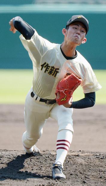 2016年ドラフト候補今井達也!投球フォームが綺麗で前で放す威力ある直球が魅力。※西武に1位指名されました!