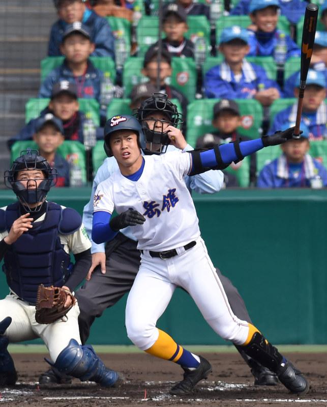 ドラフトで横浜DeNAベイスターズが3位指名の秀岳館松尾大河!数少ないプロ高評価の野手松尾の魅力とは?