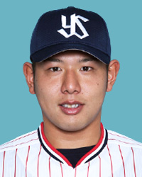 西田明央選手(ヤクルト)-1